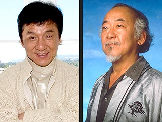 Jackie Chan Could Be Mr. Miyagi in the New Karate Kid
