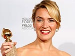Kate Winslet, Slumdog Millionaire Win Big at Globes | Kate Winslet