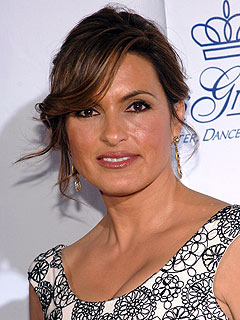 Mariska Hargitay Returns to Work