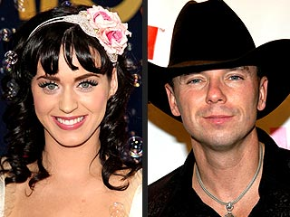 Katy Perry, Kenny Chesney to