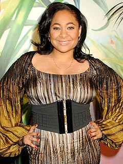 Raven-Symoné Clears Up Baby Rumors