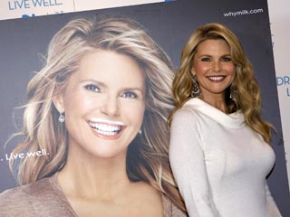 Christie Brinkley Is 'Energized' About 2009