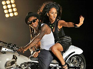 Sneak Peek: Kat DeLuna Rides with Lil Wayne
