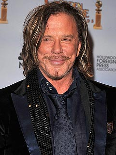 Mickey Rourke s Tough ...