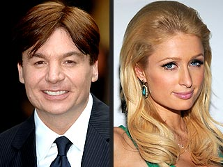 Mike Myers, Paris Hilton Take Razzies Triple Crowns | Mike Myers, Paris Hilton
