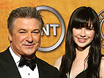 Alec Baldwin's SAG Awards Date? Daughter Ireland | Alec Baldwin