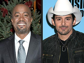Darius Rucker Is &#39;Blown Away&#39; Opening for Brad Paisley