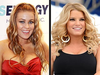 Carmen Electra: 'A Lot of Women Would Die to Look' Like Jessica Simpson