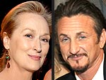 Meryl Streep, Sean Penn Win Lead SAG Awards | Kate Winslet, Sean Penn