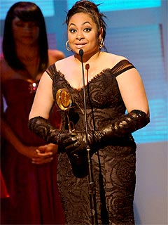 Winning an Award: That's So Raven!