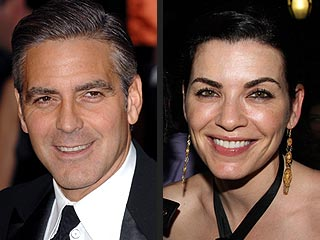 Julianna Margulies: Clooney and I Still Have (Onscreen) Chemistry