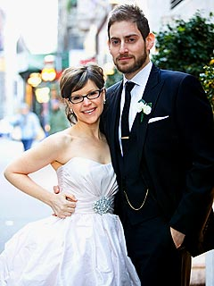 FIRST LOOK: Lisa Loeb's Wedding Photo