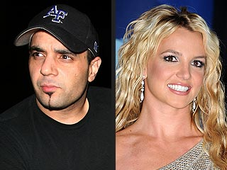 Britney's Ex-Manager Fights Back Against Restraining Order