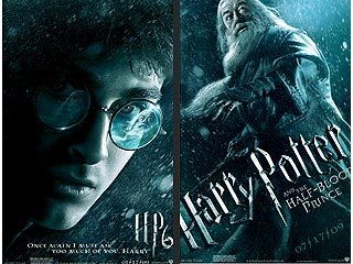 First Look at New Harry Potter Poster