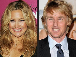 Kate Hudson & Owen Wilson Are a Couple – Again!