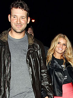 Jessica Simpson & Tony Romo Are Going Strong