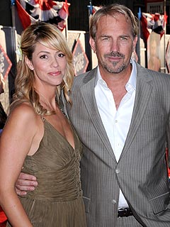 Kevin Costner Is a Dad for Seventh Time