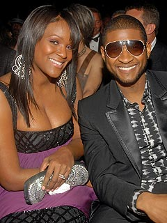 Usher and Tameka: Talk of a Split