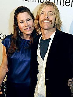 Foo Fighter Taylor Hawkins Expecting Baby No. 2