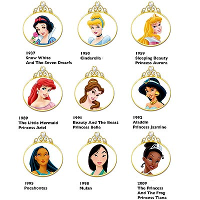 Picture  Love on This Lens Is All About The Disney Princess Collection  With
