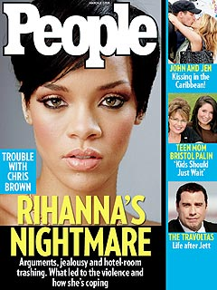 Rihanna's Family Hopes She'll Move on from Chris Brown