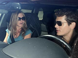 Jen Aniston and John Mayer: One Year Later and Still in Love| Couples, Jennifer Aniston, John Mayer