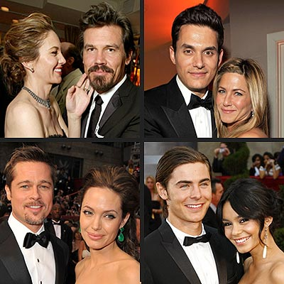 POLL: Who Was the Oscars' 'It' Couple?