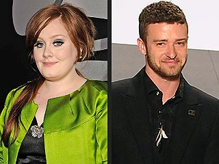 Adele Recoils from Botched Meeting with Justin