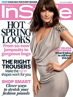 Helena Christensen: 'I Eat Like a Pig'