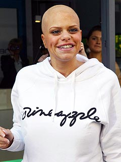 Dying U.K. Reality Star Jade Goody and Her Sons Baptized