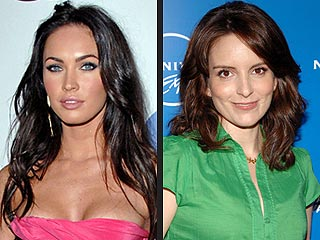 Megan Fox, Tina Fey Voted Favorite Party Girls