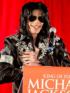 Michael Jackson Fans Stage Vigil on Comeback Night
