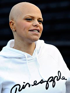 Jade Goody Effect: She Will Save Lives