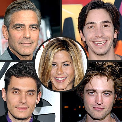 Poll: Who's the Man for Jennifer Aniston?
