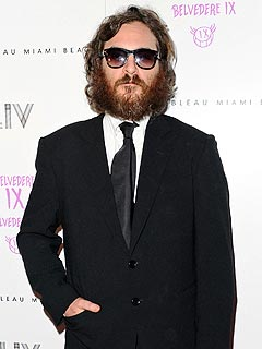 Joaquin Phoenix Jumps into Crowd at His Miami Show