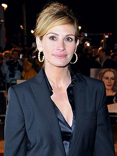 Julia Roberts: Return to Red Carpet Is Scary