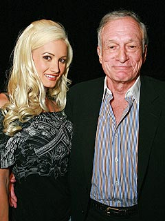 Hugh Hefner Wants Holly Madison to Look for Love Again