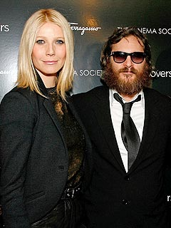 Gwyneth Suggests a Trip to the Projects for Joaquin Phoenix