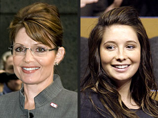 Sarah Palin Says Daughter Bristol 'Doing Just Great'
