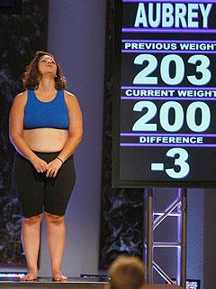 Biggest Loser Recap: Tara Tows But AubreyGoes