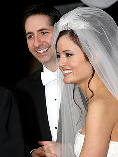 Danica McKellar&#39;s Wedding: A Dream Come True