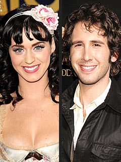 Katy Perry & Josh Groban: Not Dating | Josh Groban, Katy Perry