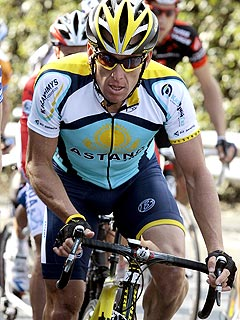 Lance Armstrong Will Ride Tour de France