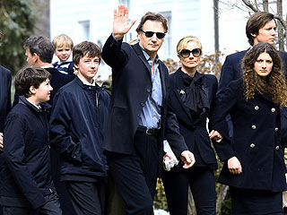 Natasha Richardson Is Laid to Rest in Upstate New York | Liam Neeson