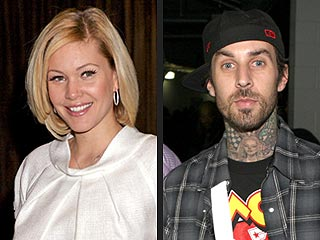 Travis, Shanna Close Again Before Blink 182 Reunion