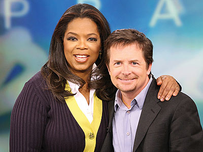 Michael J. Fox Refuses to Let Parkinson's Define Him | Michael J. Fox, Oprah Winfrey