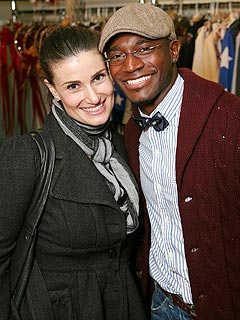 Taye Diggs Is Ready to Meet His Baby Boy