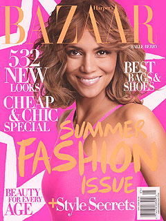 Halle Berry Admits She's a Baby Clothes Shopaholic