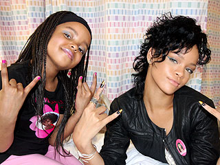 Rihanna Pays Special Visit to Sick Fan| Good Deeds, Rihanna