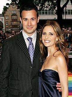 Sarah Michelle Gellar and Freddie Prinze, Jr. Welcome Son Rocky James